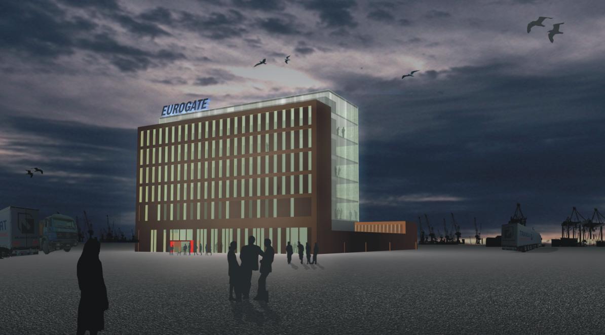 Verwaltungsgebäude Eurogate