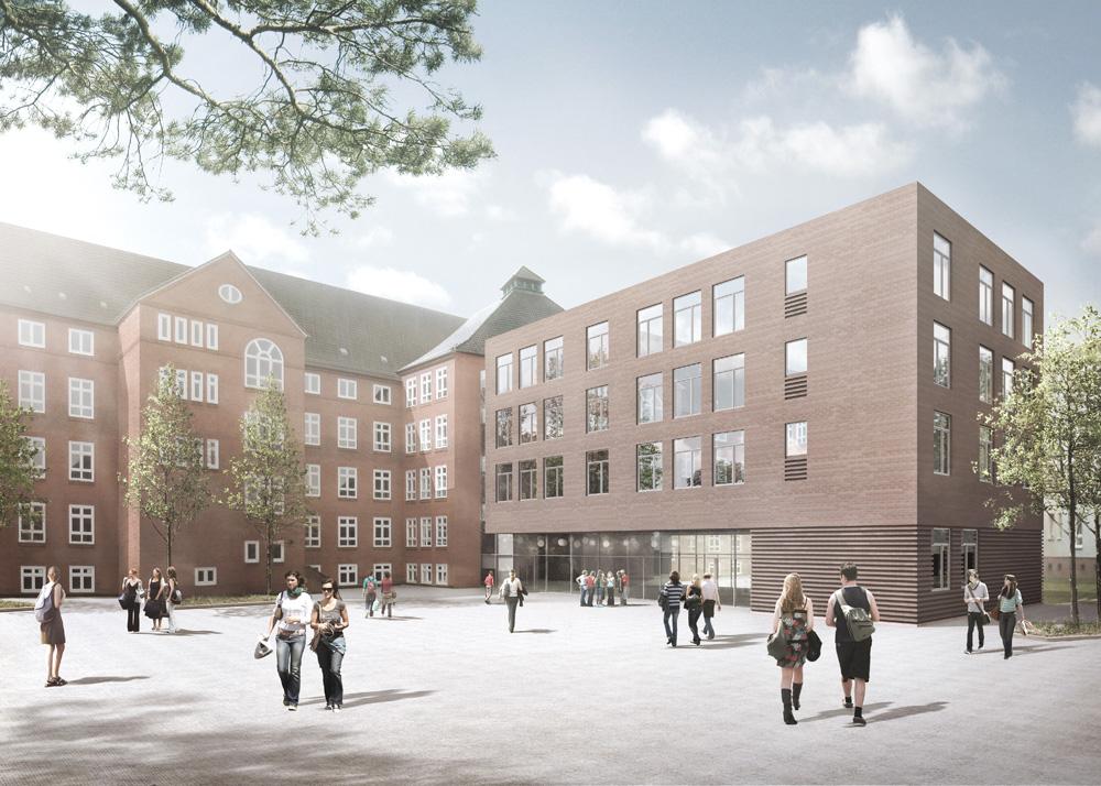 Berufsschule Hamburg-Eimsbüttel