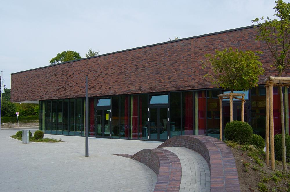 Mehrzweckhalle Hamburg-Harburg