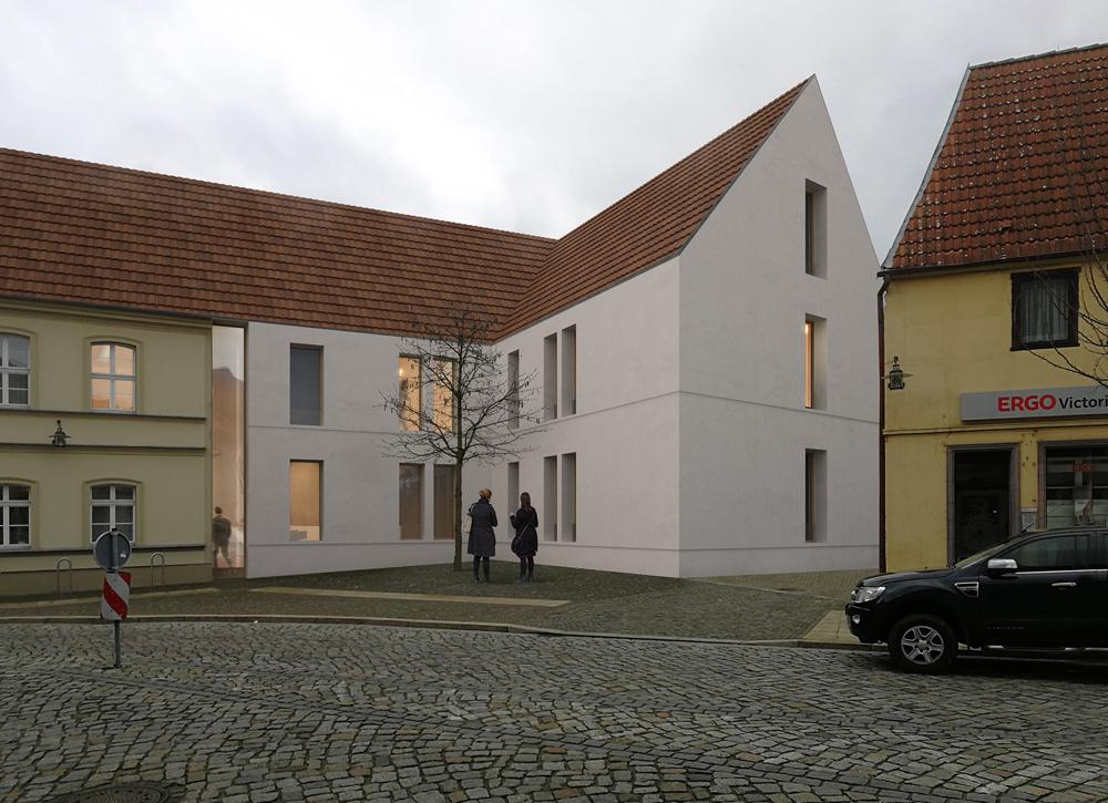 Rathaus Osterburg