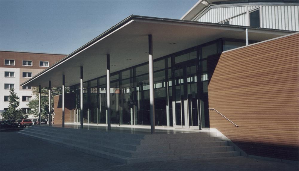 Stadthalle Wittenberg