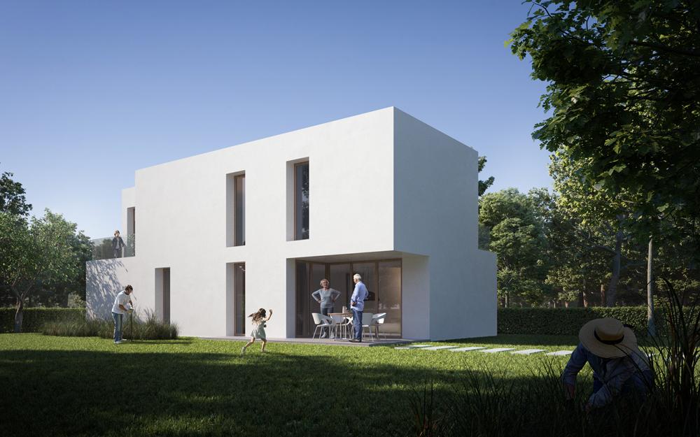 Haus J Rheinau-Linx