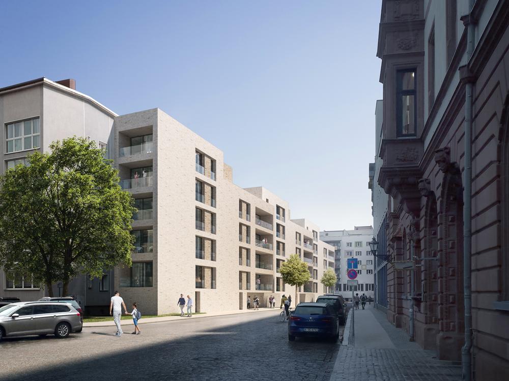 Prälatenstraße Magdeburg